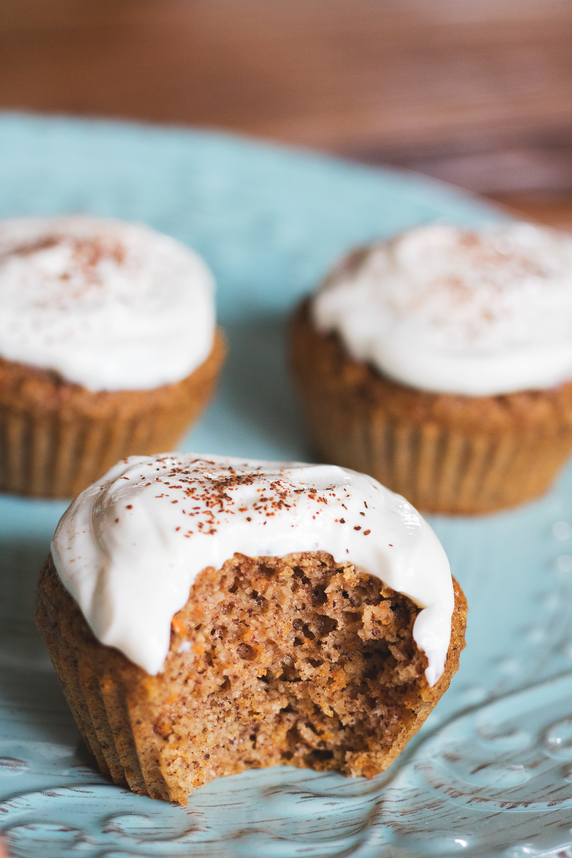muffins i silikonform recept